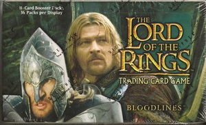 13S189 Ungraded Bloodlines LOTR CCG 1x  Crossroads of the Fallen Kings