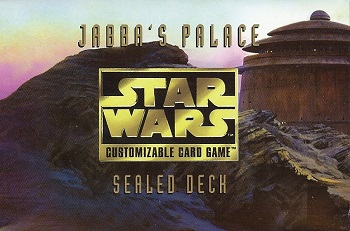 Jabba's Palace Sealed Deck