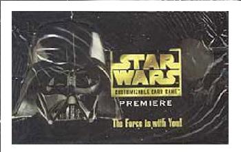 Star Wars CCG Premiere White Border K/'lor Slug